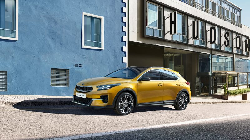 Red Dot Design award voor Kia XCeed