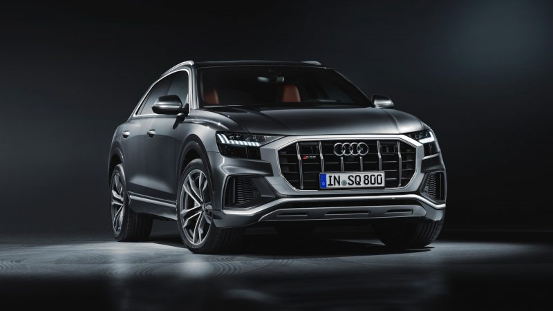 Audi SQ8 TDI: allesovertreffend in dieselperformance