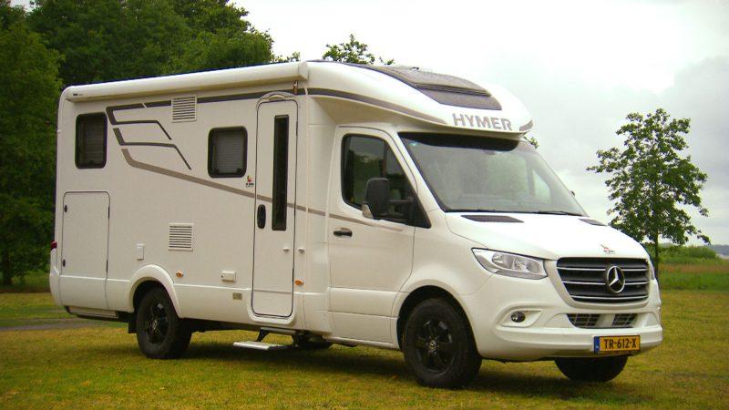 Hymer BMC-T580 camper