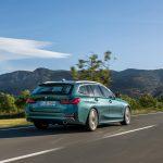 Sportief en geraffineerd: de nieuwe BMW 3 Serie Touring