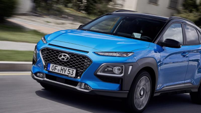 Hyundai breidt populaire KONA-familie uit met KONA Hybrid