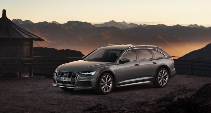Veelzijdig op elk terrein: de nieuwe Audi A6 allroad quattro