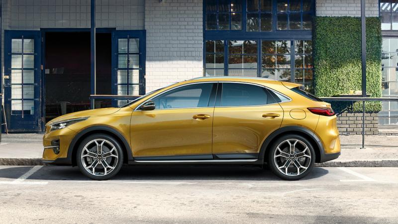Nieuwe Kia XCeed: stijlvol en expressief  alternatief voor traditionele SUV