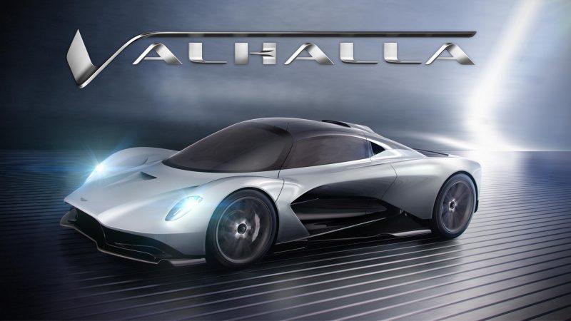 De Aston Martin Valhalla: AM-RB 003 houdt zich aan de 'V'-traditie