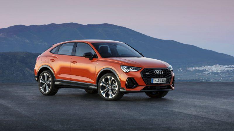 Stijl en veelzijdigheid komen samen in Audi Q3 Sportback
