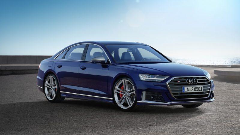 Nieuwe Audi S8: V8-performance voor de luxe klasse