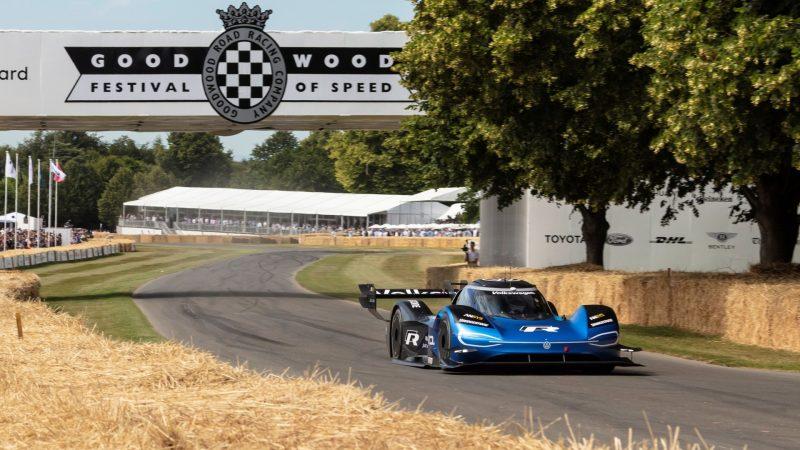 Sneller dan Formule 1: elektrische ID.R verpulvert wéér een record