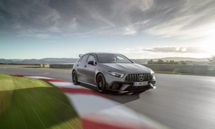 De nieuwe Mercedes-AMG A 45 4MATIC+ en CLA 45 4MATIC+ – supersportwagen in de compacte klasse