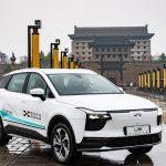 AIWAYS U5-prototypes aan de start van een fantastisch EV-avontuur: unieke rit van China naar West-Europa