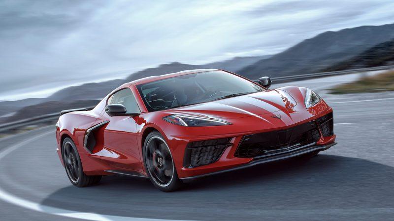 Chevrolet introduceert eerste Corvette met middenmotor