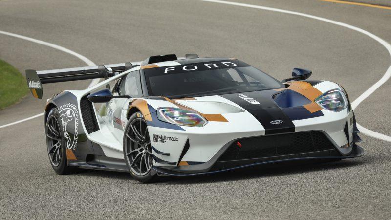 Circuitversie Ford GT Mk II brengt prestaties naar ongekend hoog niveau