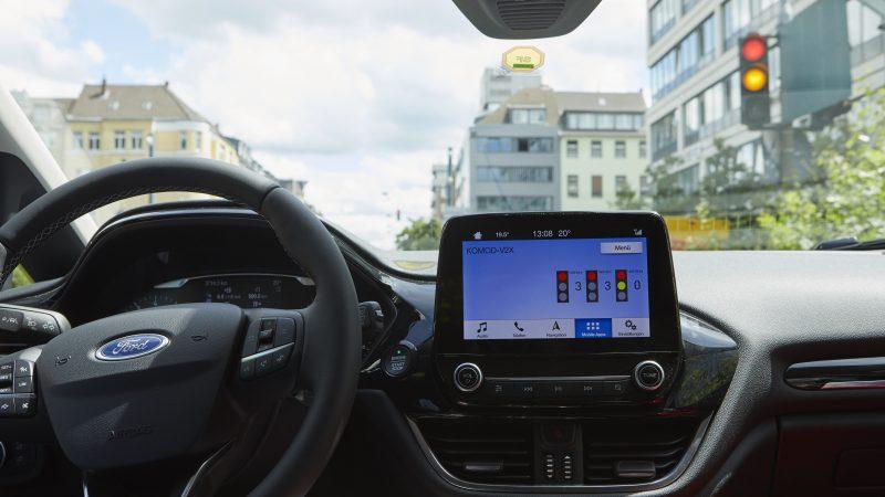 'Connected'-technologie laat zien op welk parkeerterrein nog plaats is – en waar je deze kunt vinden