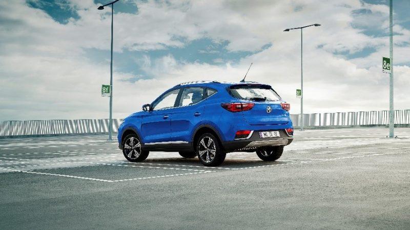 MG keert dit najaar terug naar Nederland met een 100% elektrische SUV