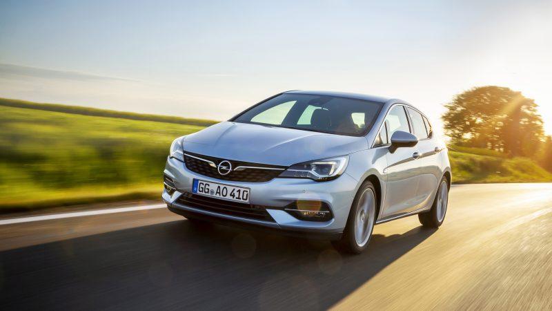Nieuwe Opel Astra efficiënter dan ooit