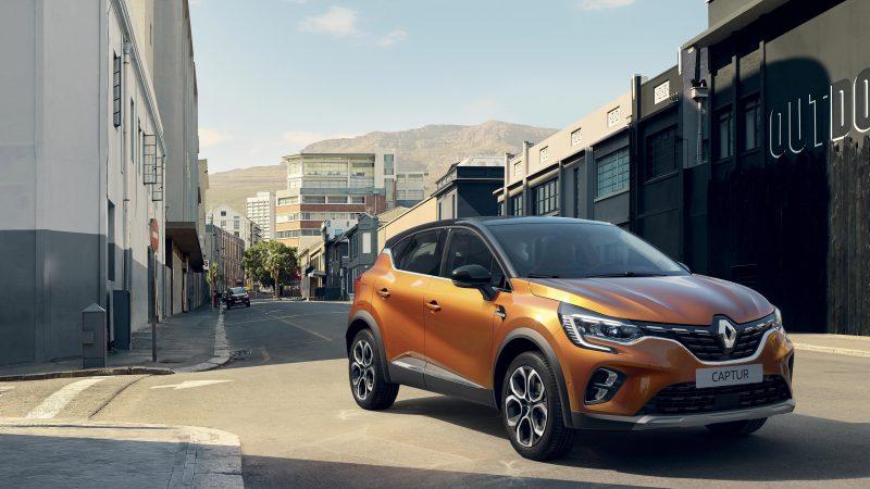 De nieuwe Renault Captur: volledig nieuw, 100% Captur