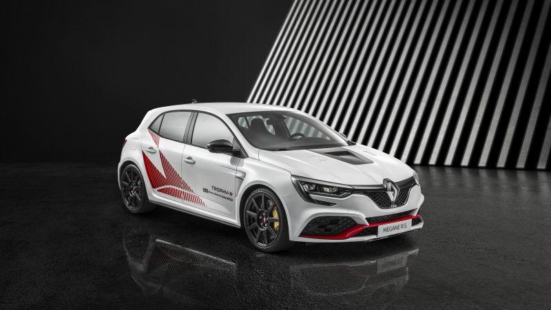 De nieuwe Renault Mégane R.S. Trophy-R: pure performance