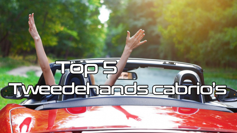 Top 5 tweedehands cabio's in Nederland