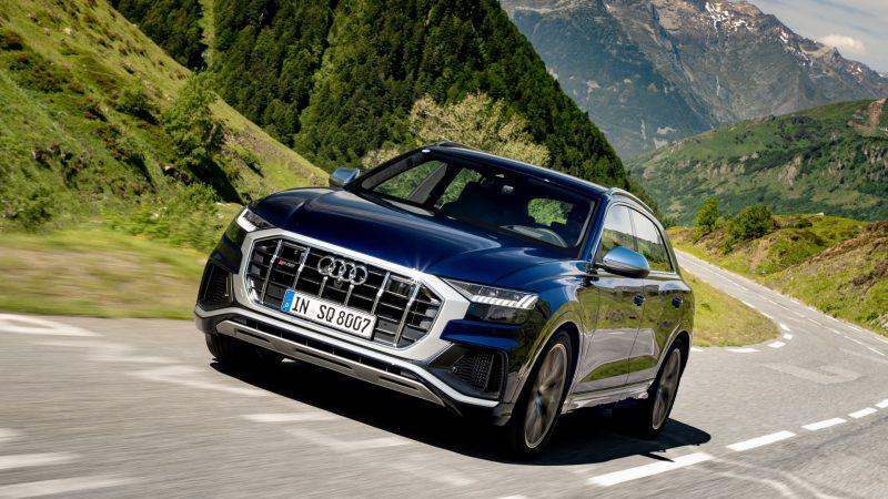 Audi SQ8 TDI heeft prijs