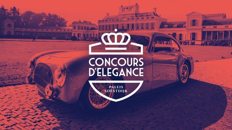 Concours d'Elegance Paleis Soestdijk