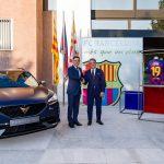 CUPRA en FC Barcelona bundelen krachten voor wereldwijde samenwerking