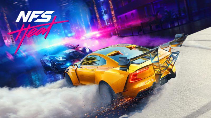Need For Speed Heat arriveert op 8 november, en racet voorbij de limieten