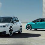Elektrische Volkswagen ID.3 onthuld tijdens IAA Frankfurt