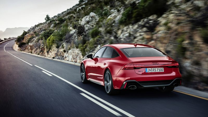 Audi RS 7 Sportback: het summum in stijl en performance