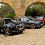 Roadtrip: op zoek naar de origine van de modelnamen van SEAT's SUV's