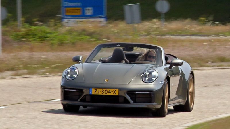 Deze week in Autowereld: Vol gas met de open Porsche 911 en een roadtrip door Spanje