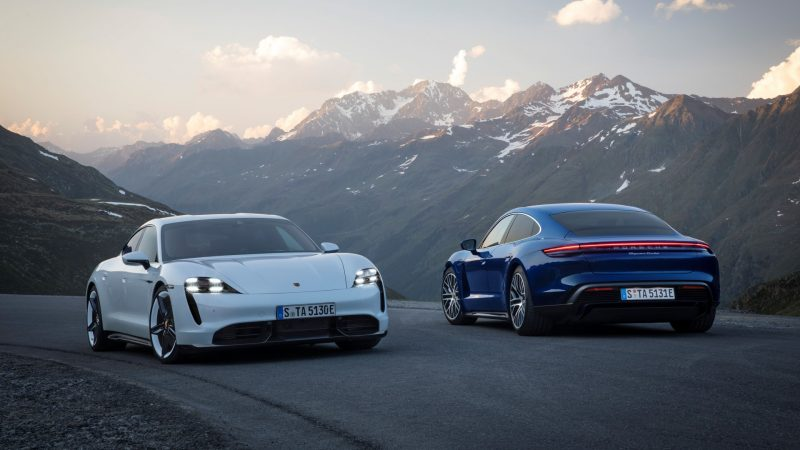 Wereldpremière Porsche Taycan: de sportwagen duurzaam opnieuw ontworpen