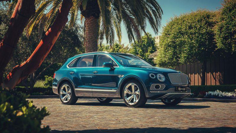 Bentley Bentayga Hybrid: eerste stap naar een geëlektrificeerde toekomst
