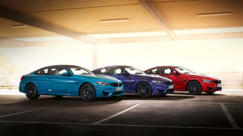 Combinatie van traditie en exclusiviteit: de BMW M4 Edition M Heritage