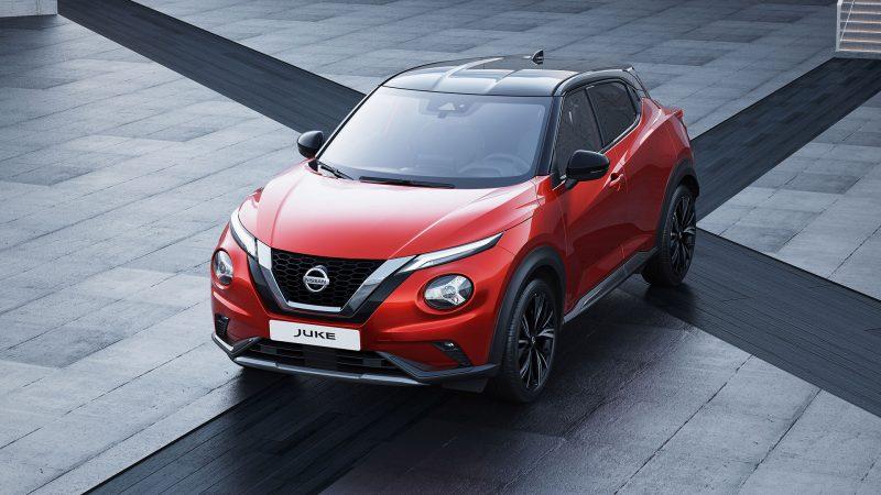 Nieuwe Nissan JUKE: eigenzinnige compacte crossover behoudt eigen karakter