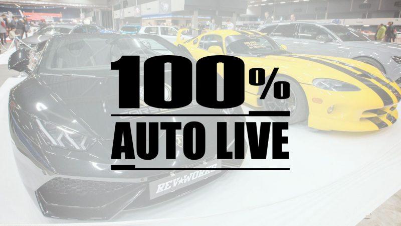 100% Auto Live – Ahoy Rotterdam