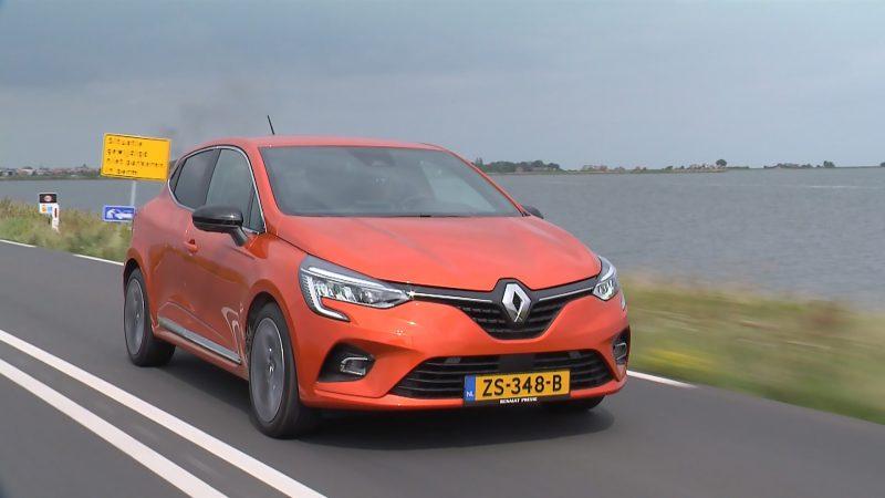 Fijngeslepen design bij de nieuwe Renault Clio