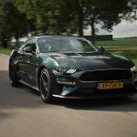 Eerbetoon aan een filmlegende: de Ford Mustang Bullitt
