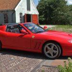 Nico's Klassieker: Ferrari 575 Superamerica