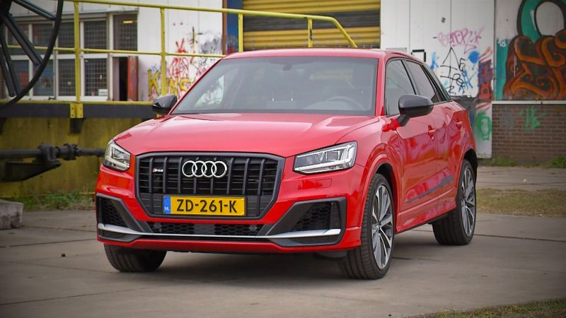 Snelheid én luxe in de Audi SQ2