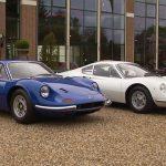 Nico's Klassieker: tweemaal 'Ferrari' Dino