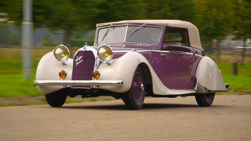 Nico's Klassieker: een bijzondere Talbot-Lago
