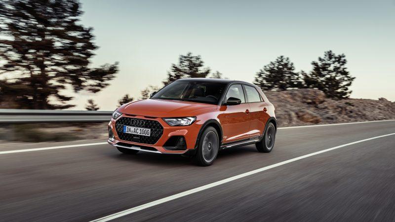 Audi A1 citycarver: nu te bestellen