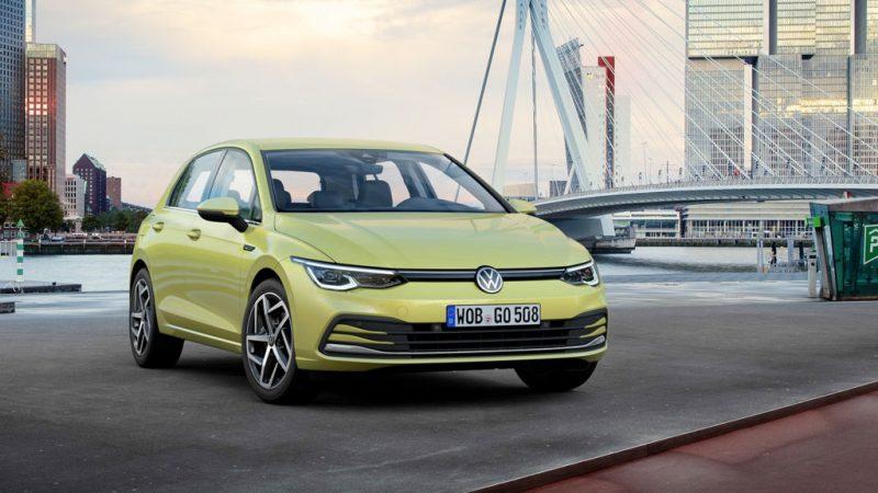 De nieuwe Golf 8 – icoon van Volkswagen zet nieuwe standaard in 'Golf-segment'