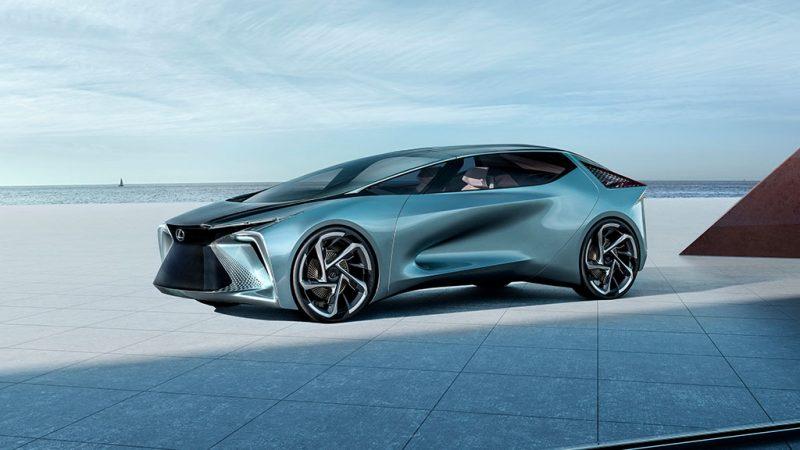 LF-30 Electrified Concept: zó ziet Lexus elektrisch rijden