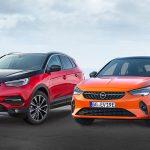 Opel zet offensief door: acht geëlektrificeerde modellen in 2021