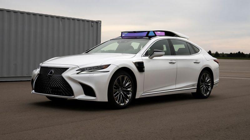 Toyota laat mogelijkheden autonome auto op de openbare weg ervaren