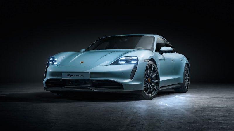 Porsche breidt elektrische range uit met Taycan 4S