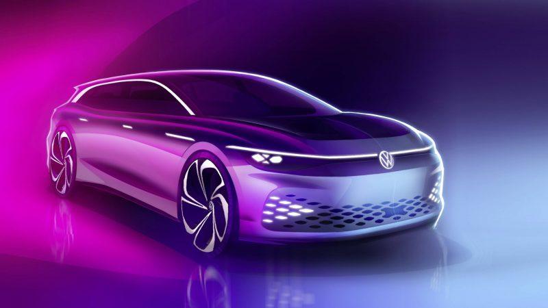ID. SPACE VIZZION debuteert tijdens LA Auto Show