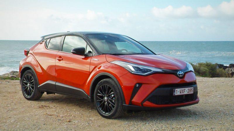 De nieuwe Hybride Toyota C-HR