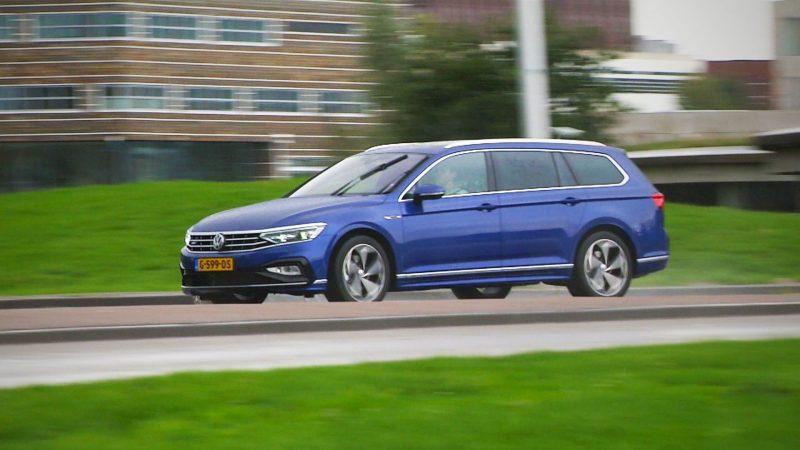 De nieuwe Volkswagen Passat