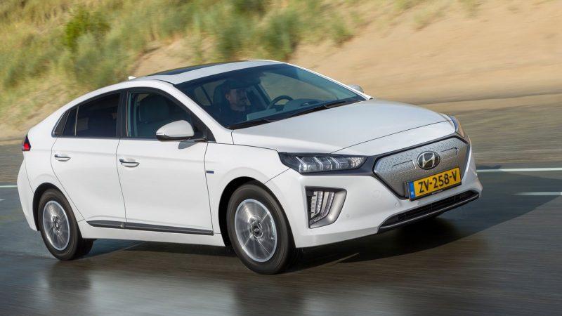 De nieuwe Hyundai IONIQ Electric